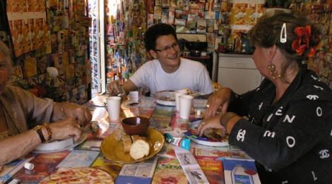 Dinner at Boulevard